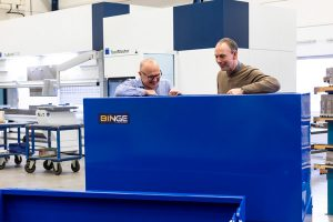 Binge i produktionen, GLS Industries